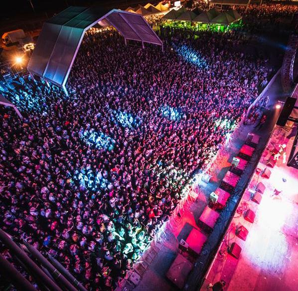 Más de 25.000 festivaleros despiden la tercera edición del Bull Music